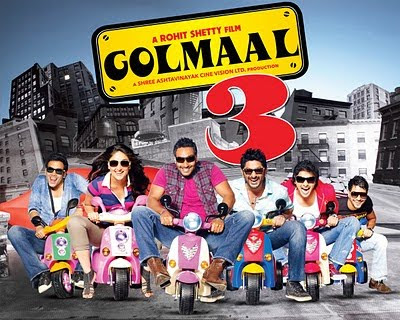 Golmaal 3 (2010) Hindi movie wallpapers, information & review