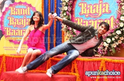 Band Baaja Baaraat (2010) Hindi movie wallpapers, information, review