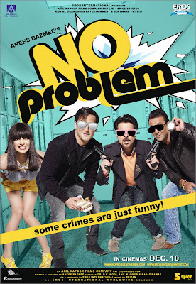 No Problem movie, No Problem movie review, No Problem movie
