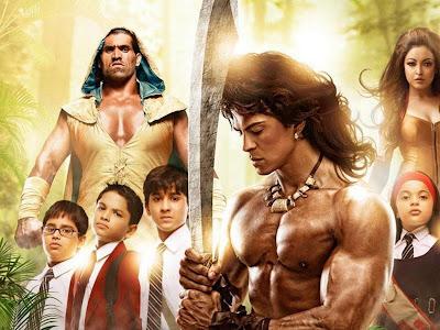 Ramaa The Saviour Bollywood Hindi movie wallpapers, information, review