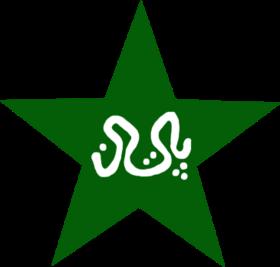 Pakistan cricket logo