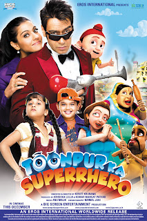 Toonpur Ka Super Hero (2010) Bollywood movie mp3 song free download