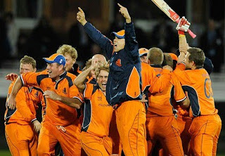Netherlands Cricket Team Player list for ICC World Cup 2011
