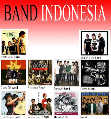 band indonesia