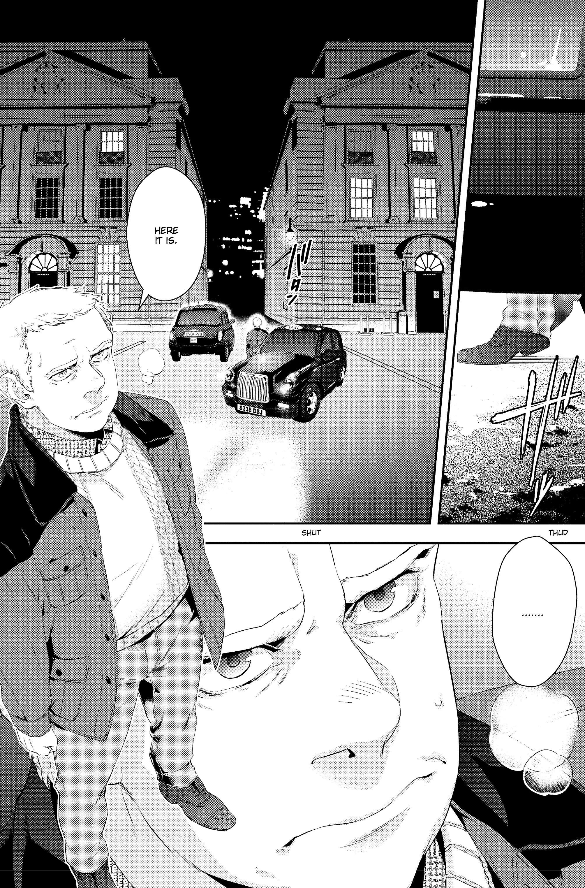 Read online Sherlock: A Study In Pink comic -  Issue #6 - 9