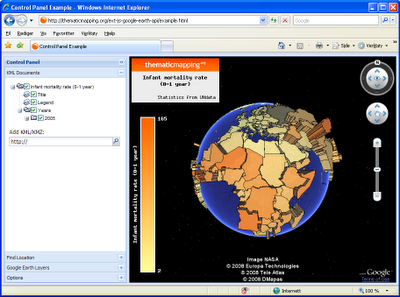 master maps: New Ext JS extension for Google Earth API