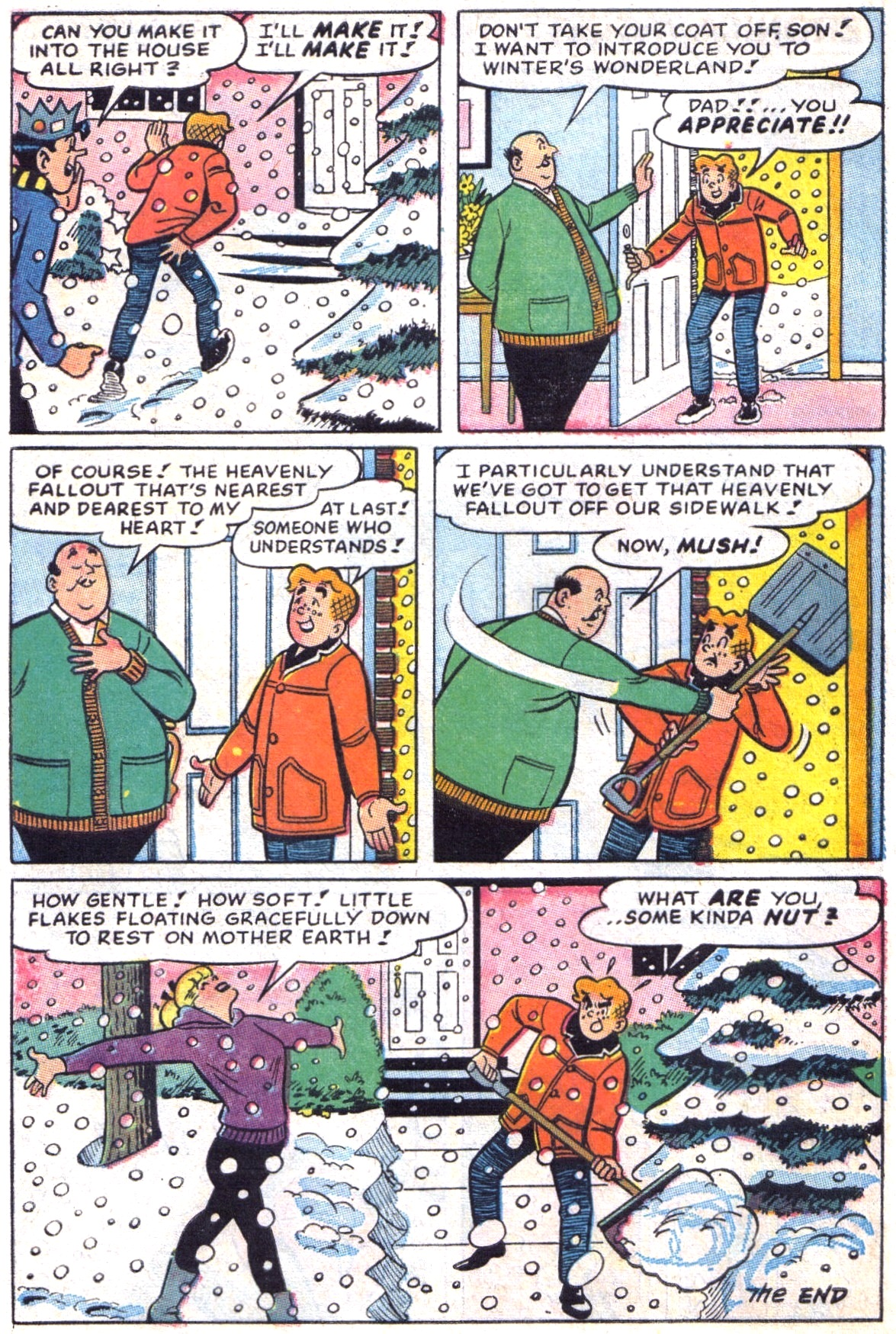 Read online Archie (1960) comic -  Issue #172 - 8
