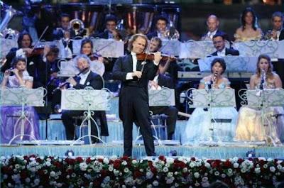 André Rieu y orquesta