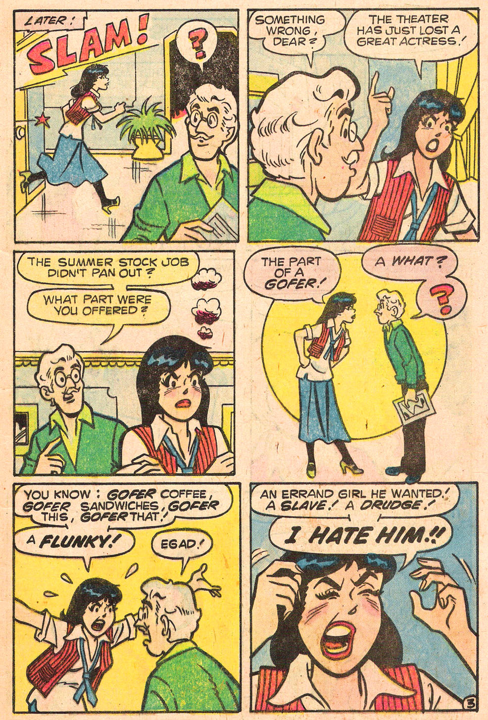 Read online Archie's Girls Betty and Veronica comic -  Issue #276 - 5