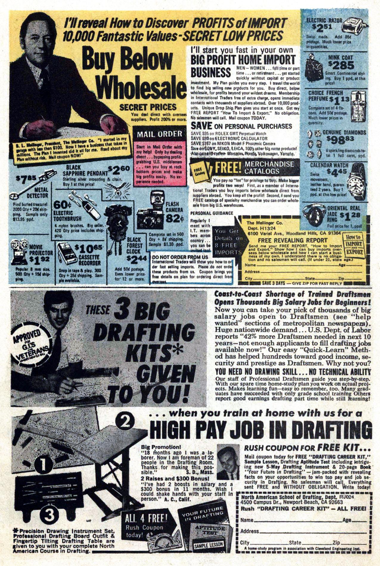 Read online Amazing Adventures (1970) comic -  Issue #24 - 22