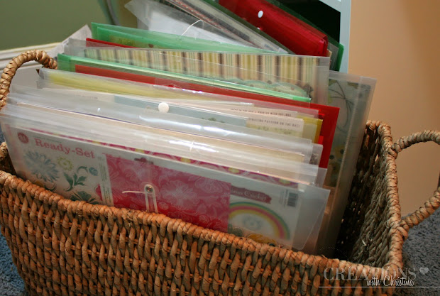 12x12 Cardstock Tuesday Tips Creations