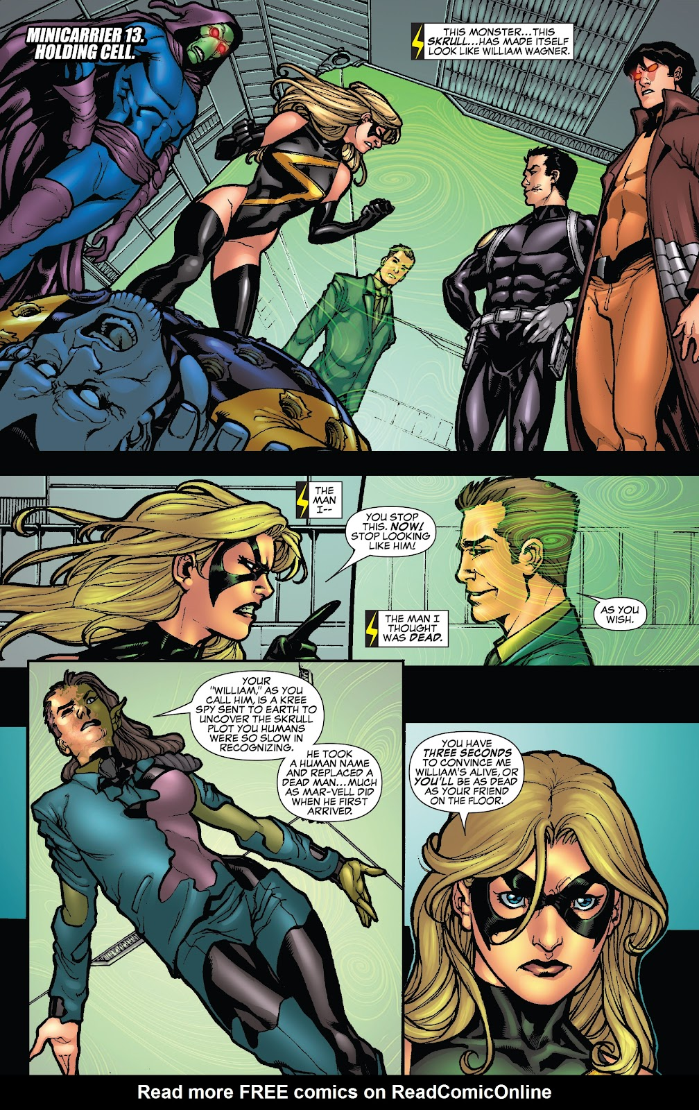 Read online Secret Invasion: Rise of the Skrulls comic -  Issue # TPB (Part 5) - 36