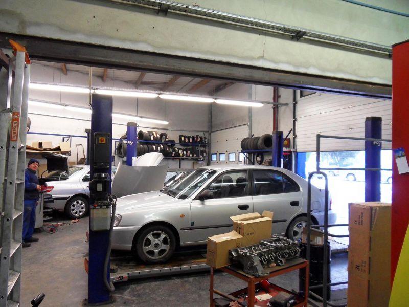 La vie en r gion de dol de bretagne quelle garage de la for Garage renault occasion rennes