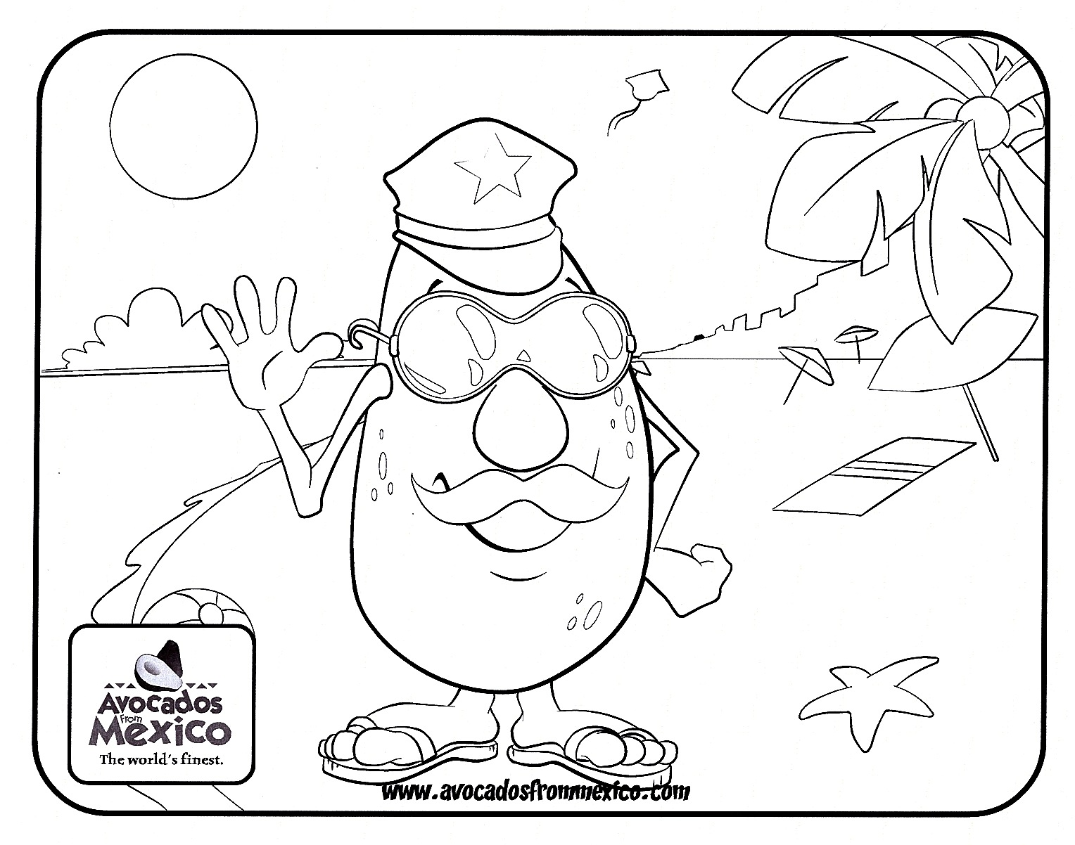 A little of this and a little of that...: Coloring Contest ...