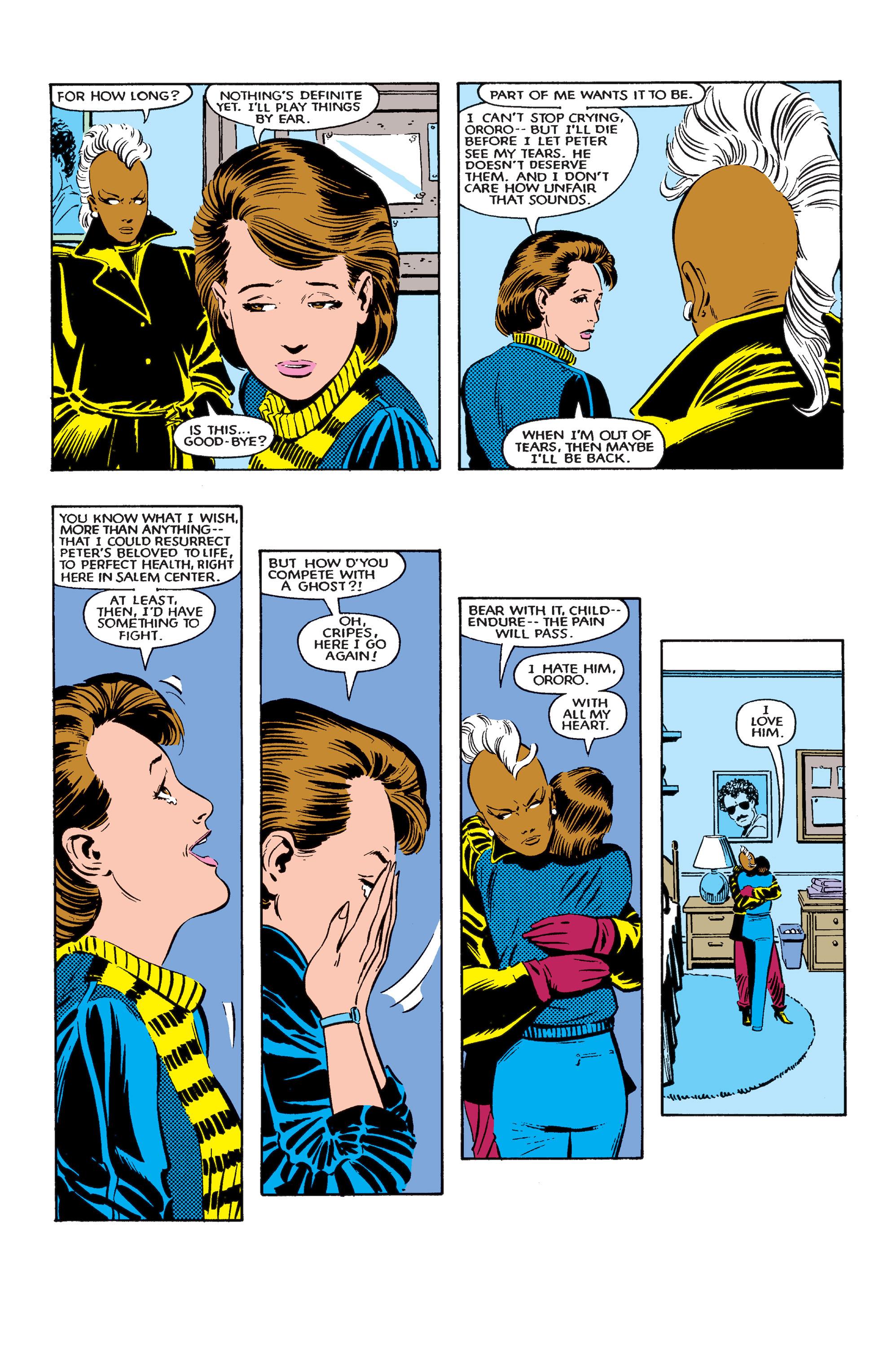 Read online Uncanny X-Men (1963) comic -  Issue #183 - 11