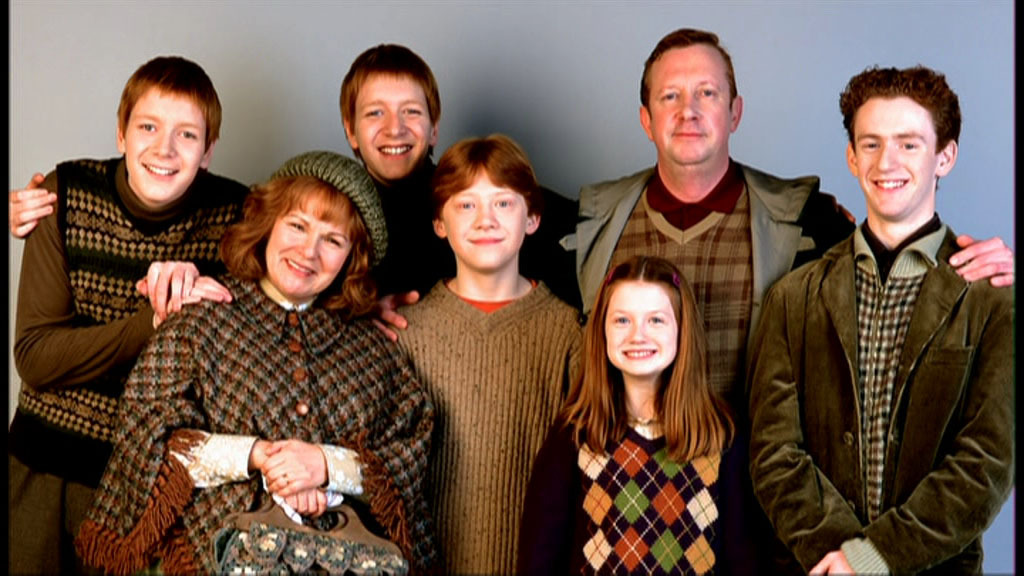 CRAZY MESSY LOUD: Lessons from the Weasleys  CRAZY MESSY LOU...