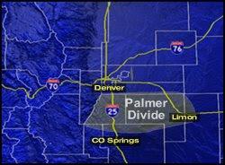 My Life Revolution The Palmer Divide