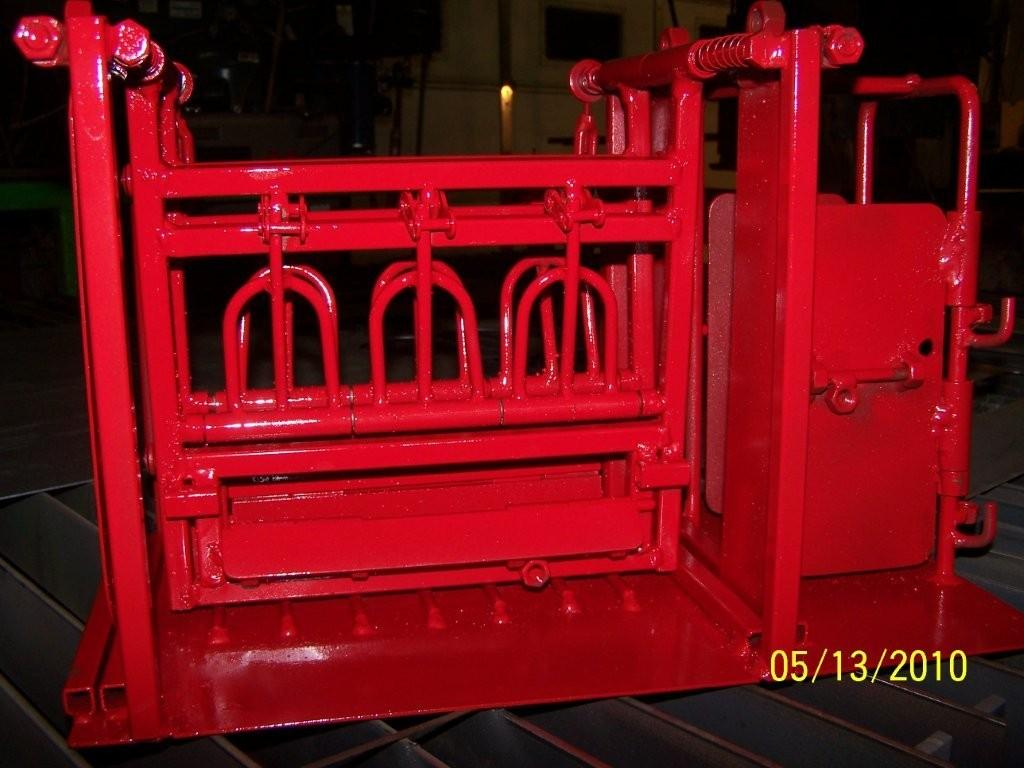 The Happy Toy Maker Processing Chute