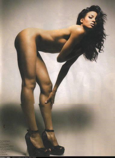 Singer Ciara Nude 94