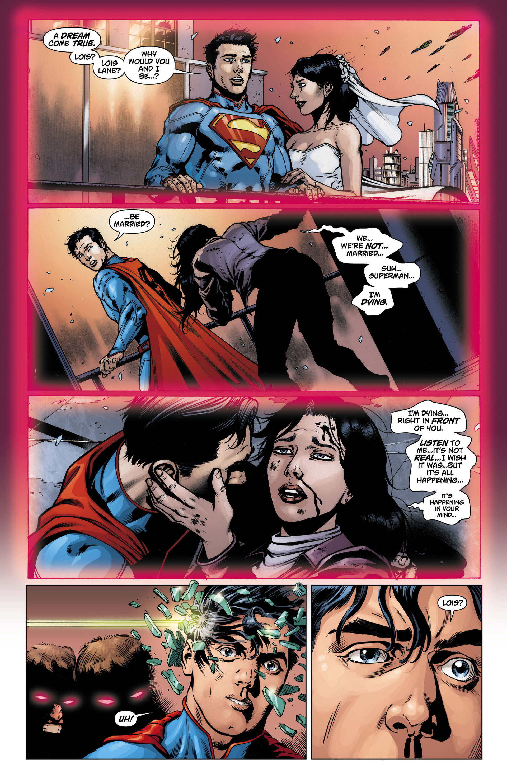 Read online Action Comics (2011) comic -  Issue #12 - 4