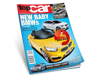 Top Car Magazine | March 2011