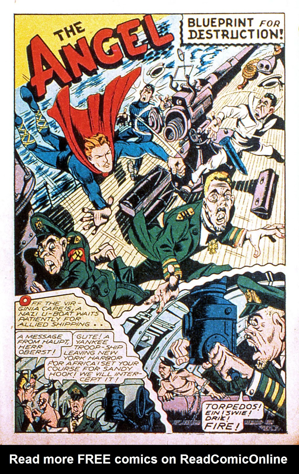 Read online Mystic Comics (1944) comic -  Issue #2 - 3