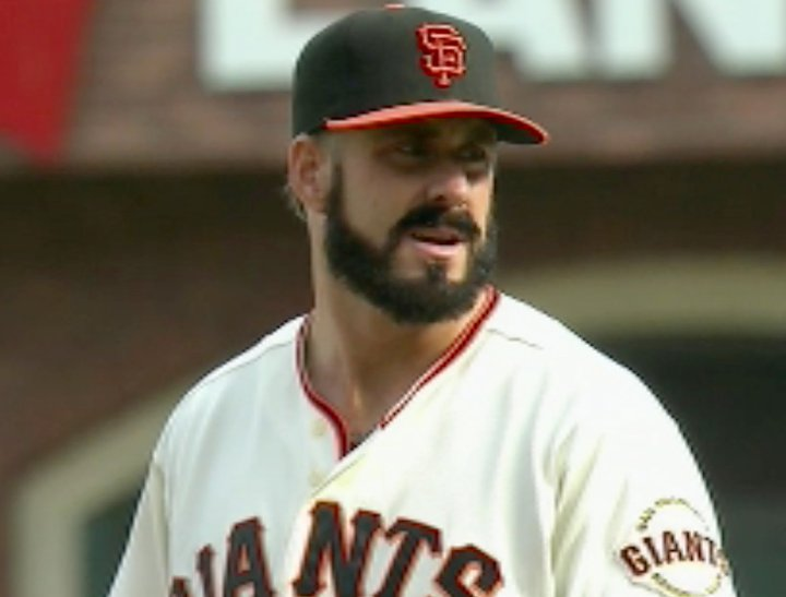 size 40 d05b7 340ad When my wife and I were watching the post game from last night s pennant  win, MLB Network flashed a picture of Brian Wilson without his beard.