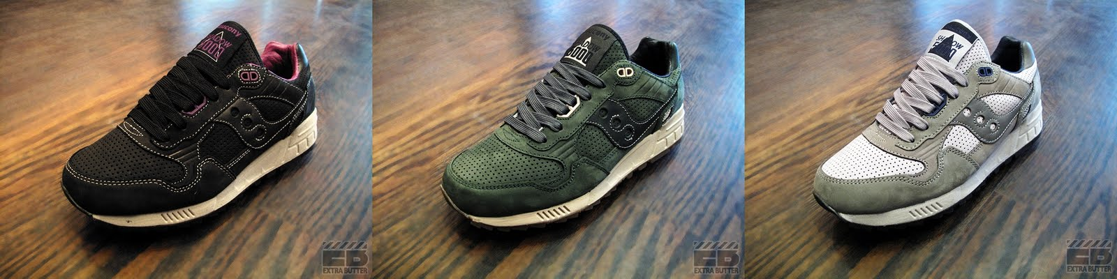 new concept fe5a3 f694e saucony shadow 5000 luxury pack