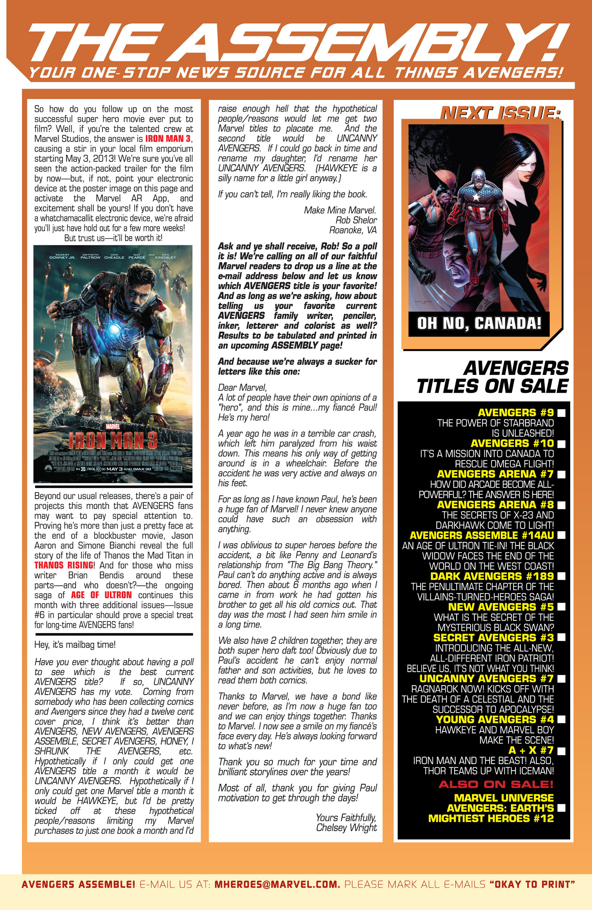 Read online Avengers (2013) comic -  Issue #9 - 26