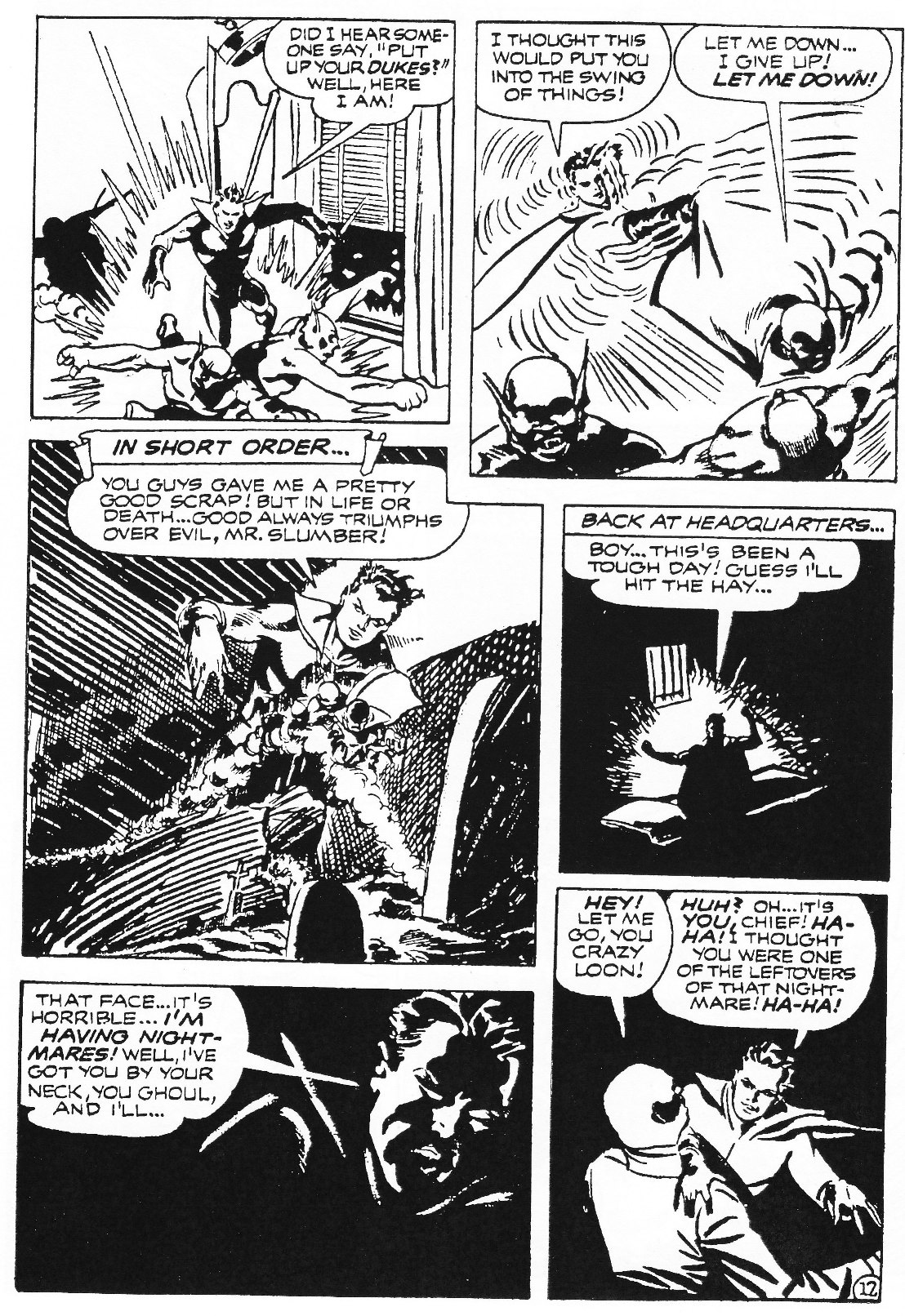 Read online Men of Mystery Comics comic -  Issue #72 - 14