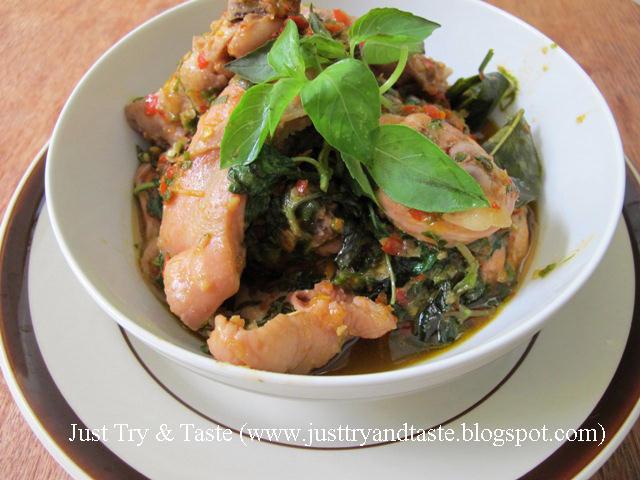 Resep Ayam Woku Manado JTT