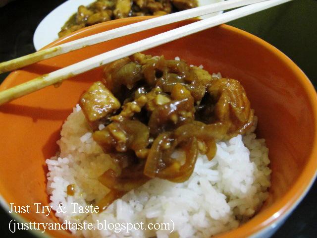 Resep Chicken Yakiniku JTT