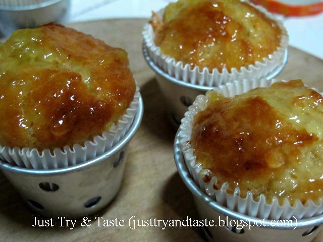 Resep Muffin Selai Nanas JTT