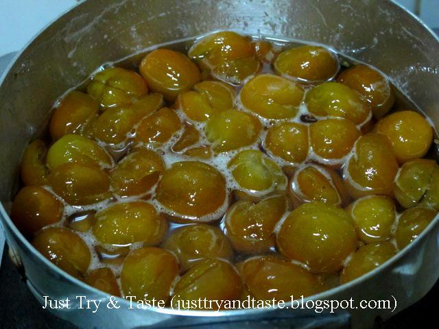 Resep Manisan Jeruk Kumquat JTT