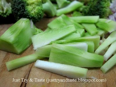 Resep Nasi Goreng Brokoli