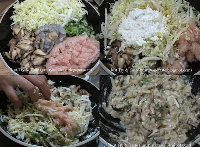 Resep Dumpling Ayam & Udang JTT