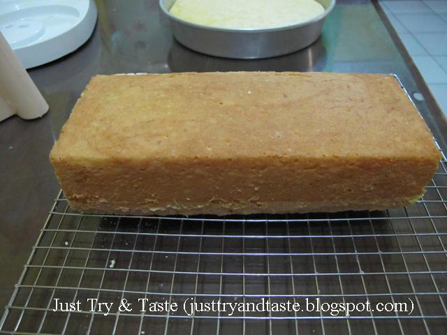Resep Cake Keju Lemon JTT