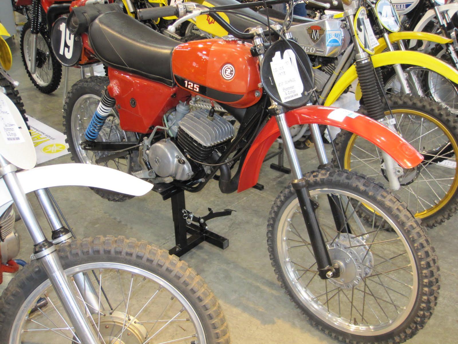 Yo Eddy !!: Vintage Motorcycle Show - Motocross a Go Go