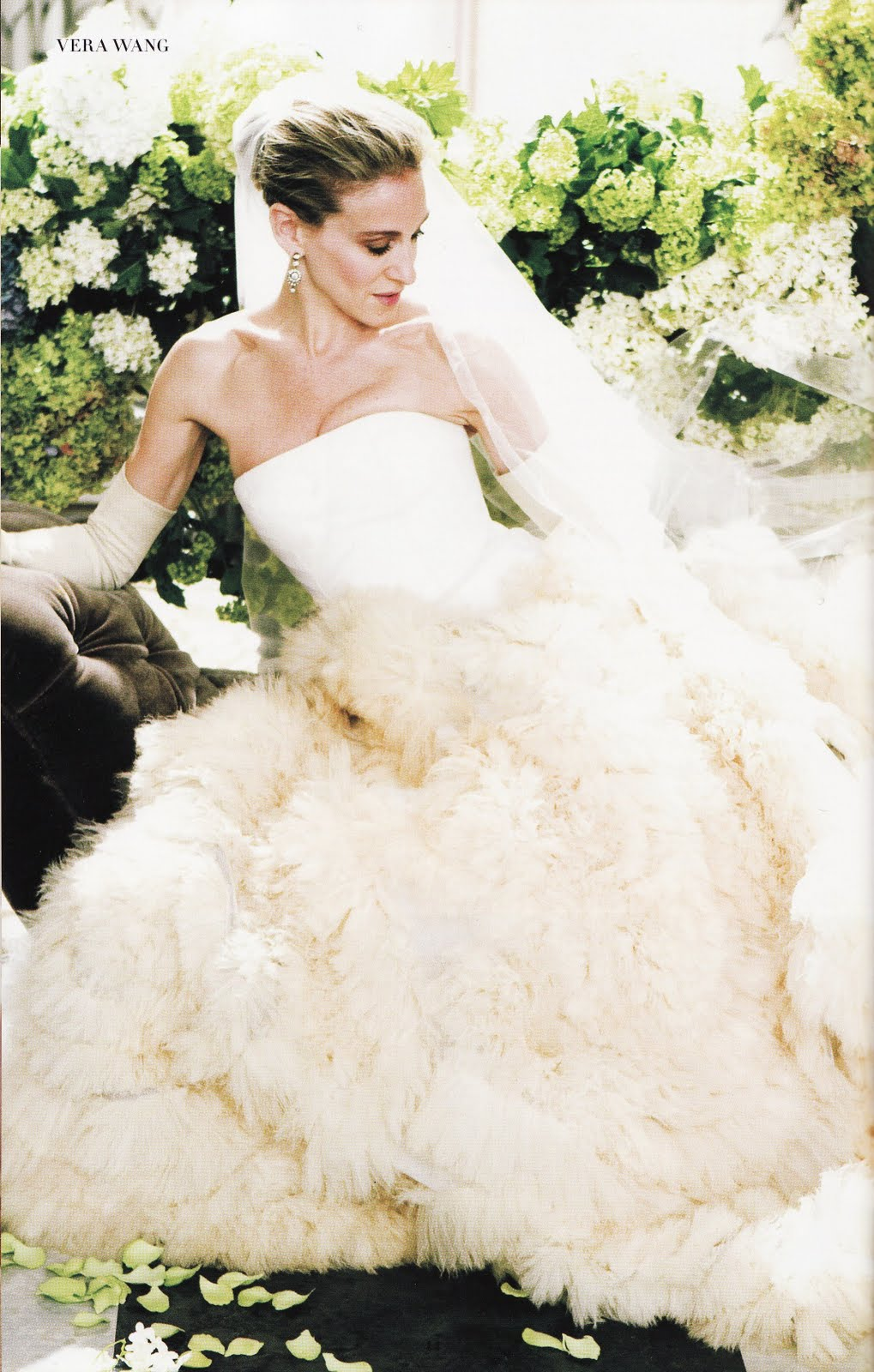 Wedding Dress From Sex And The City The Movie 15