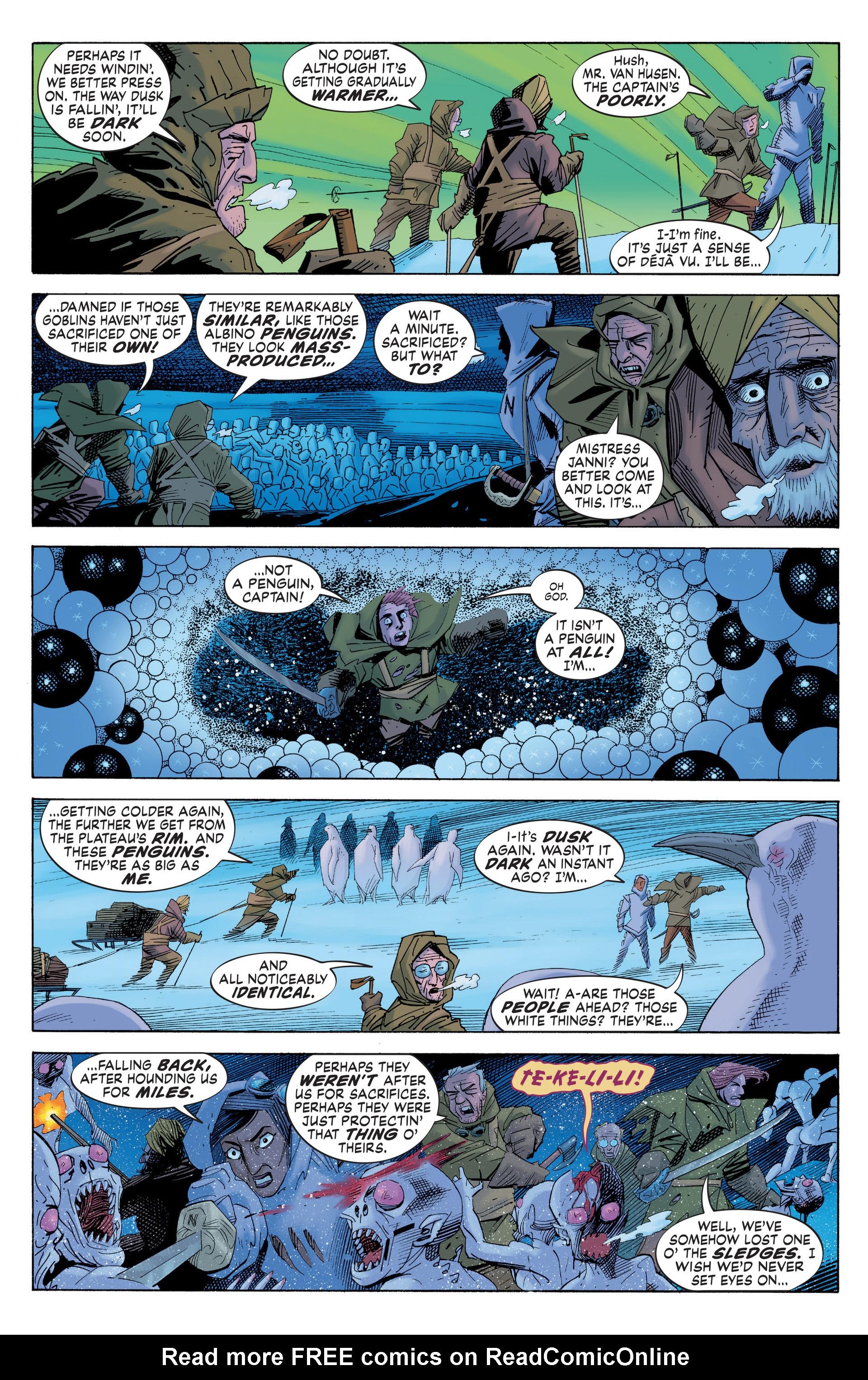 Read online Nemo: Heart of Ice comic -  Issue # Full - 31