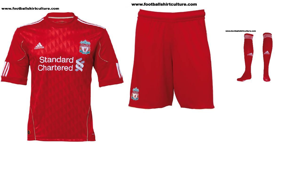 PES Master Edition Blog  Uniforme Liverpool FC 11-12 PES 10 11 1f16a1c195460