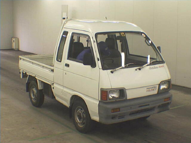 J Cruisers JDM Vehicles Parts In Canada: 1991 Daihatsu