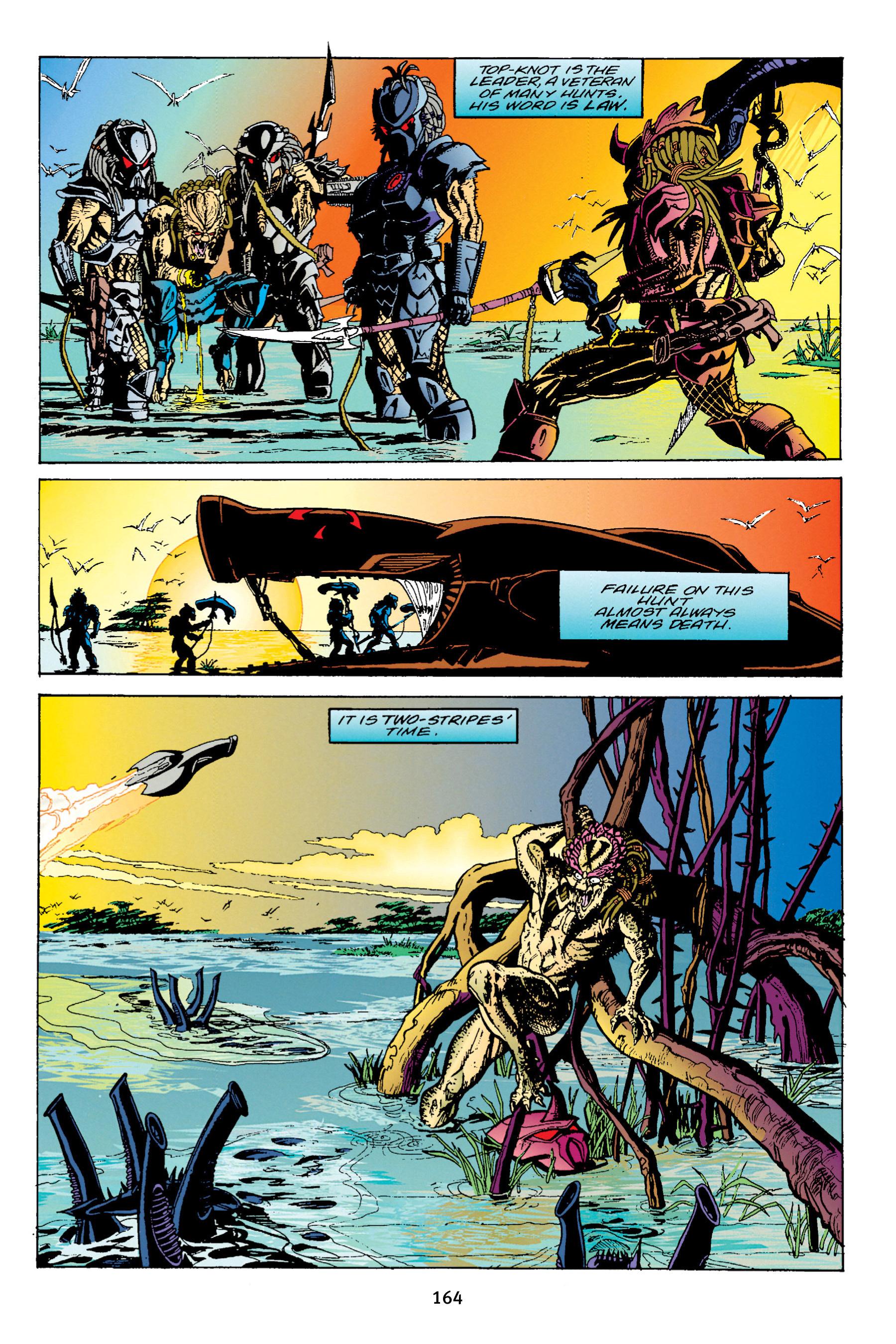 Read online Aliens vs. Predator Omnibus comic -  Issue # _TPB 1 Part 2 - 62