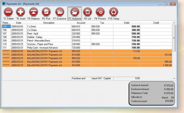 TurboCASH Accounting 4.2.0.3 leading Accounting software ...