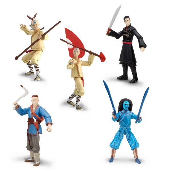 Avatar The Last Airbender Toys 83