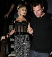 Paris Hilton Back Together With Doug Reinhardt.