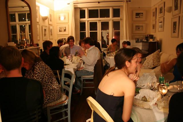 The Underground restaurant, msmarmitelover's supper club, London