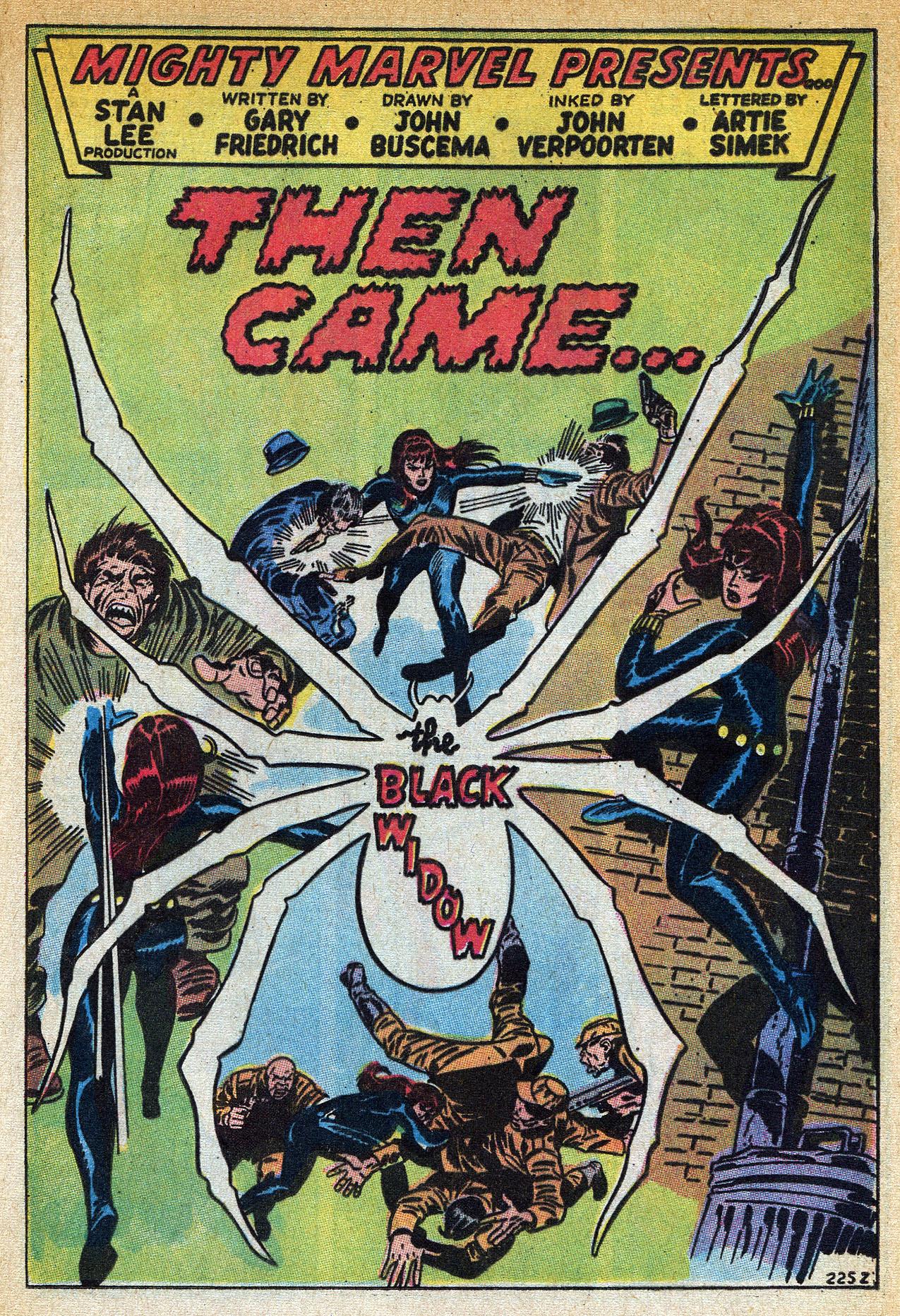 Read online Amazing Adventures (1970) comic -  Issue #1 - 17