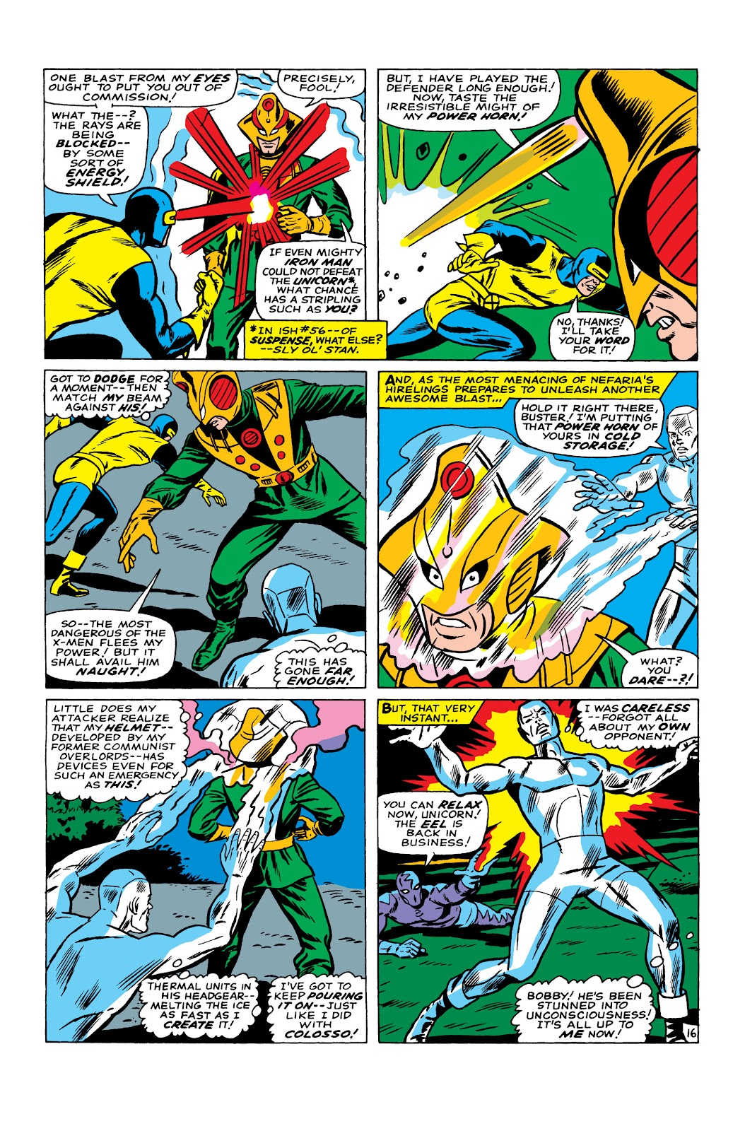 Uncanny X-Men (1963) issue 22 - Page 17