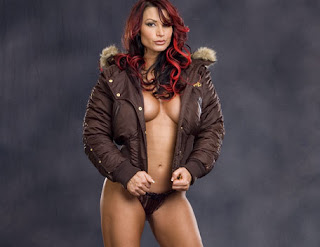 WWE WRESTLING DIVAS ZONE: Victoria - Strong WWE Sexy Diva